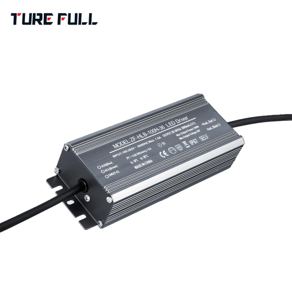 Product Shenzhen Turefull Led Driver Technology Co Ltd Power Circuit 100w Street Light Supply